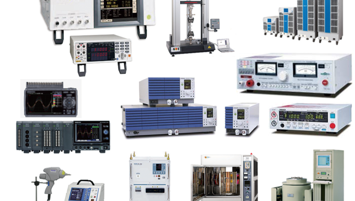 """นำเสนอเครื่องมือที่ยอดเยี่ยมจาก 5000 บริษัท เครื่องตรวจวัดและทดสอบที่สามารถ """"คาดคะเนอนาคต"""" ได้"""