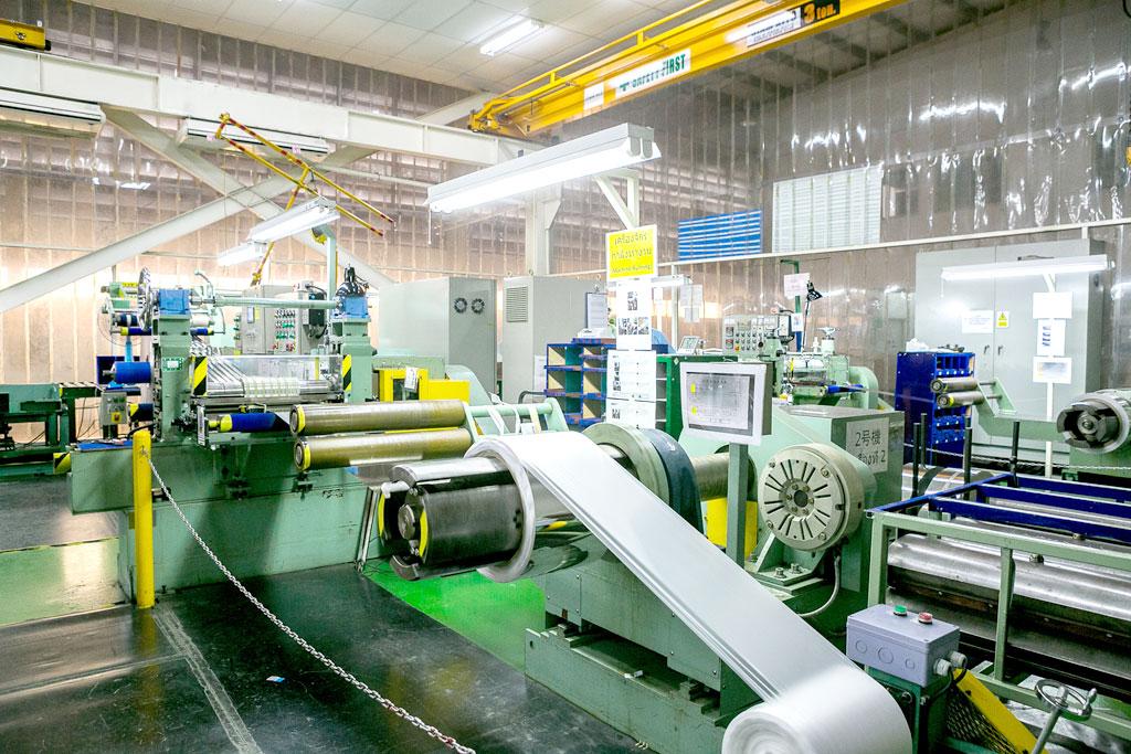 JX金属グループの総合力で 原料供給から加工、副資材販売までトータルサポート