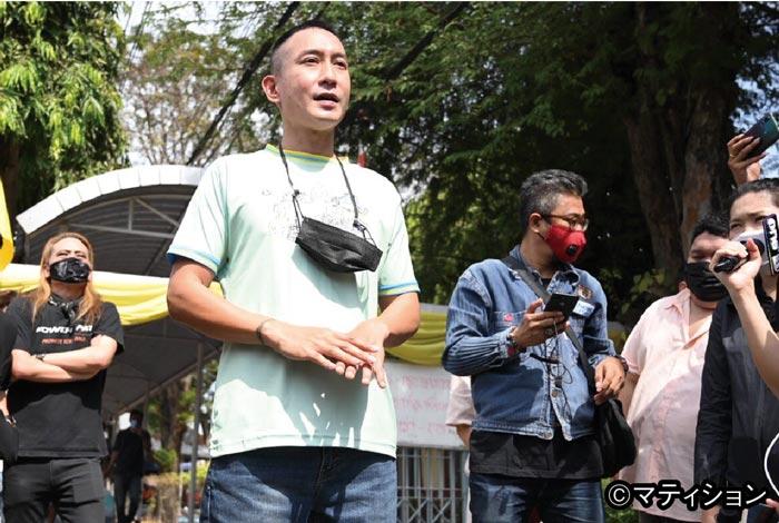 恩赦された有名シンガーの決意 - ワイズデジタル【タイで生活する人のための情報サイト】