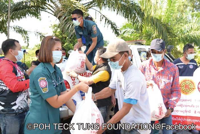 事故・災害現場で活躍する「華僑報徳善堂」って? - ワイズデジタル【タイで生活する人のための情報サイト】