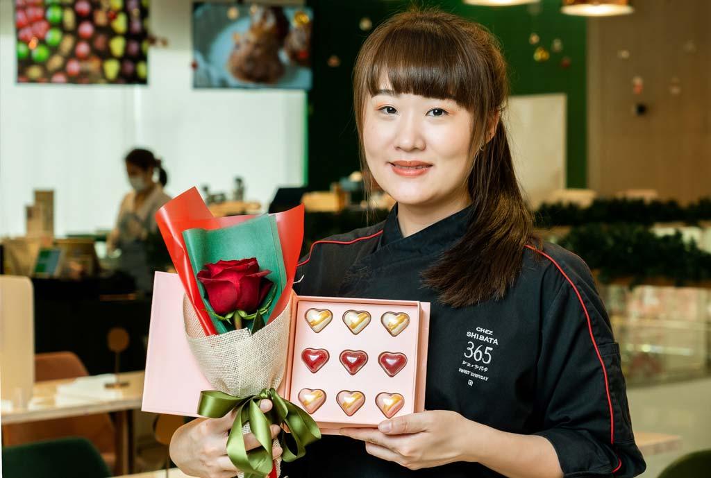 【Chez Shibata 365】バレンタイン ボンボンチョコレート - ワイズデジタル【タイで生活する人のための情報サイト】