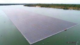太陽光と水力両輪での発電 - ワイズデジタル【タイで生活する人のための情報サイト】