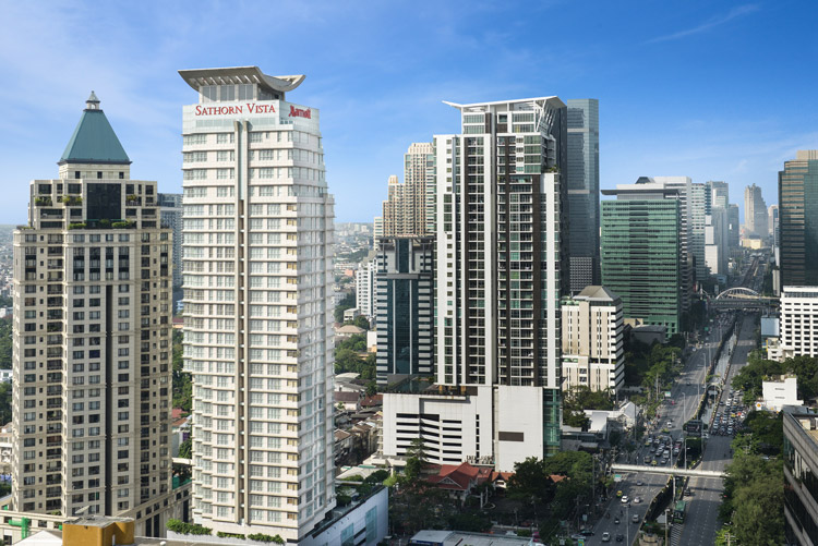 MARRIOTT - EXECUTIVE APARTMENTS SATHORN VISTA – Bangkok Housing Guide 2020 – WiSEデジタル