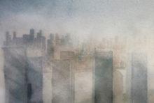 22日、バンコク都と近郊エリアで PM2.5が基準値を超え、健康への悪影響を懸念