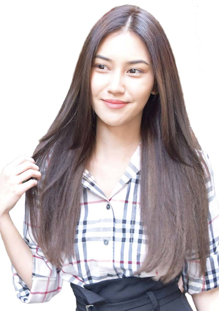 ヘアスタイル モカブラウン - Hair Style Mocha Brown - 2,200B〜