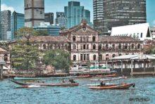チャオプラヤ−川岸の歴史的建造物に再び息吹が吹き込まれ、タイと世界中の人々を結ぶ架け橋となる日が待ち遠しい