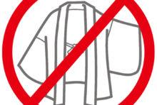 鬼滅の刃の羽織、小学校で着用禁止に