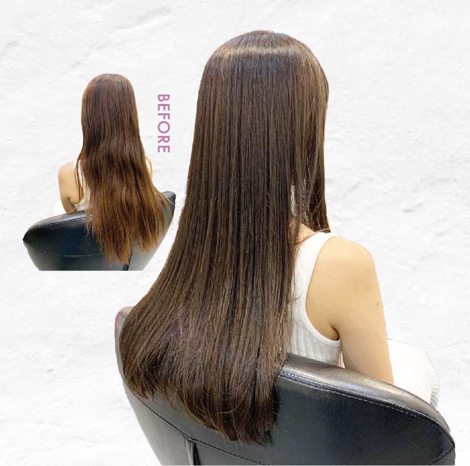 ヘアスタイル 活性酸素除去・活性酸素除去濃度3倍 「最強美髪」 - Hair Style Active Oxygen Removal - 200B・600B