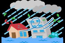 気象局が夏の嵐に注意喚起
