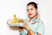 季節の味覚を大切にする当店の年間を通しての人気メニューが天ぷら。プリプリのエビやキス、サクッとした食感のレンコンなど野菜も楽しめる天ぷら盛り合わせが好評をいただいています。揚げたてを召し上がってくださいね!