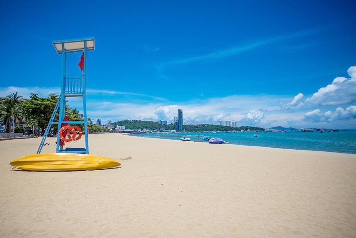 第3波直撃の今年のソンクランパタヤビーチに閑古鳥鳴く - ワイズデジタル【タイで生活する人のための情報サイト】