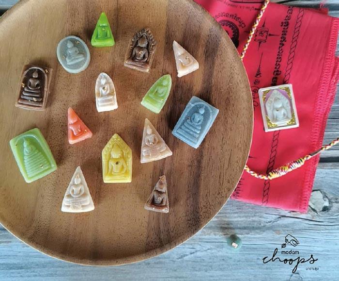 お守りの形をした伝統菓子に全国からオーダーが殺到 - ワイズデジタル【タイで生活する人のための情報サイト】