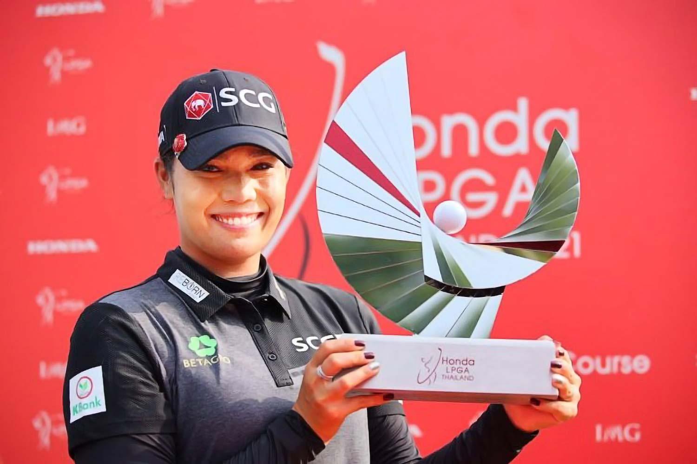 「LPGAツアー」の熱戦に幕 アリヤ・ジュタヌガンが逆転V - ワイズデジタル【タイで生活する人のための情報サイト】