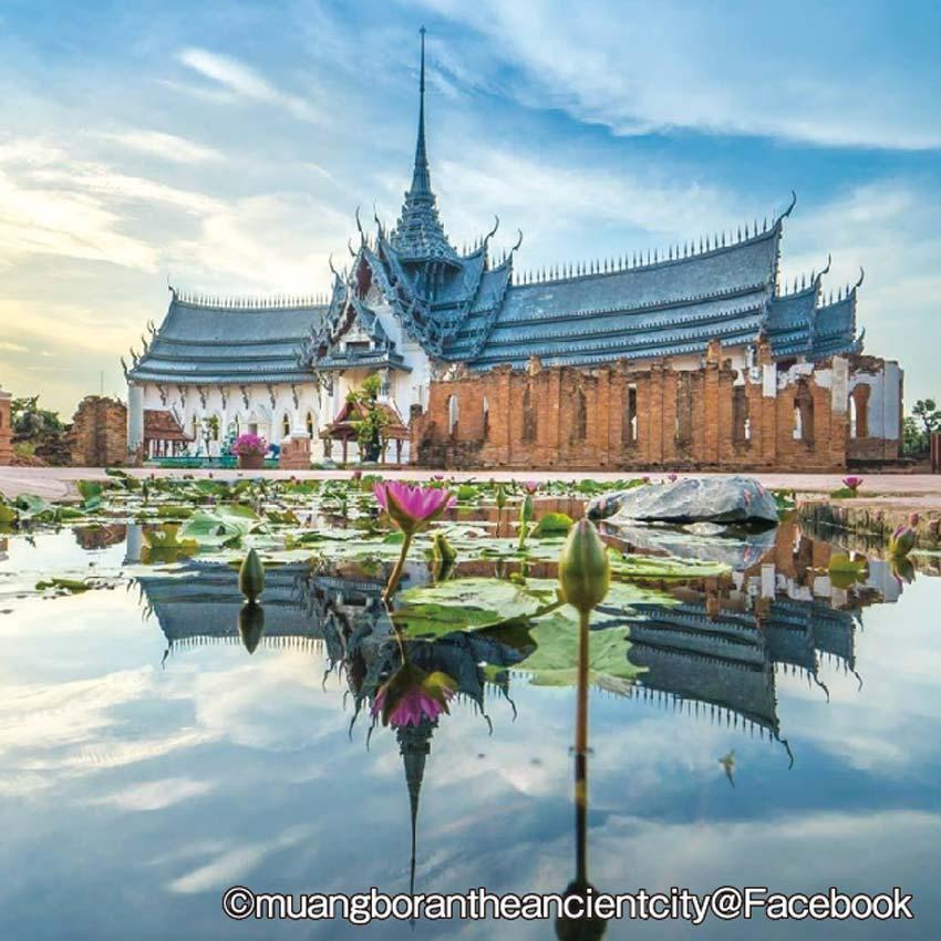 観光名所を1日で周れ「ムアンボーラン」って? - ワイズデジタル【タイで生活する人のための情報サイト】