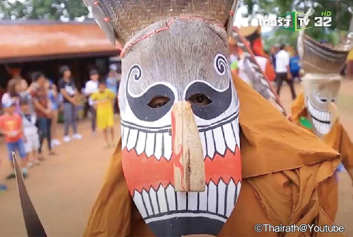 精霊たちがパレードする「ピーターコーン祭り」って? - ワイズデジタル【タイで生活する人のための情報サイト】