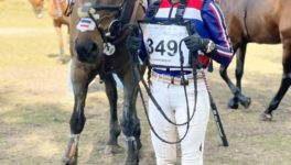 タイの馬術選手3人が、5月27〜30日にポーランドで開催された総合馬術競技の予選を通過。タイで初めて馬術競技でのオリンピック出場を決めた。