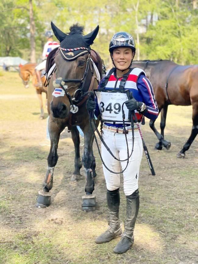総合馬術競技予選を通過タイが初のオリンピック出場へ - ワイズデジタル【タイで生活する人のための情報サイト】