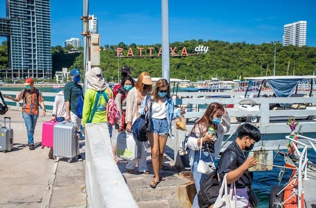 パタヤ・ラーン島が再開観光客が殺到 - ワイズデジタル【タイで生活する人のための情報サイト】