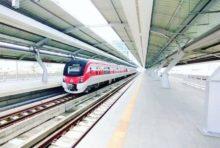新路線レッドライン、8月2日に無料試験運行開始