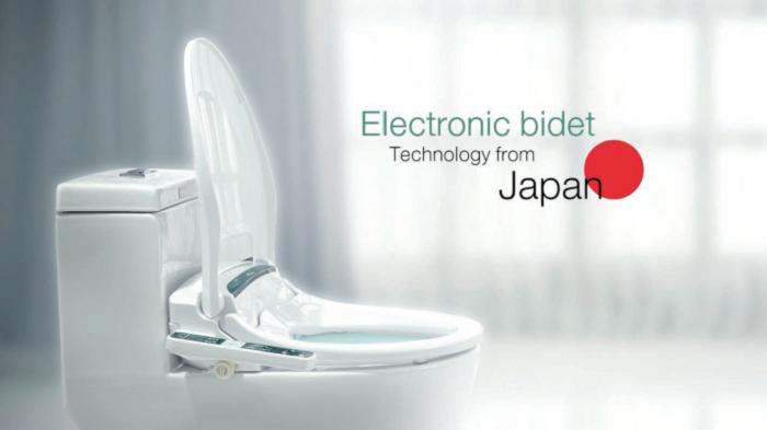 日本人設計で安心な温水洗浄便座「ビューシャワレット」