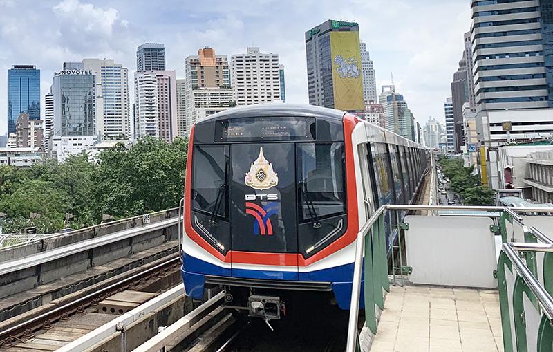 BTS、MRTが運行時間を変更 - ワイズデジタル【タイで生活する人のための情報サイト】