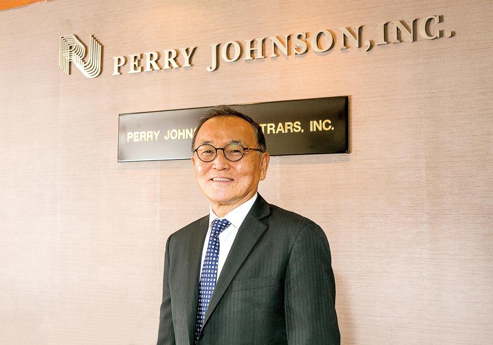 PERRY JOHNSON REGISTRARS, INC. - ワイズデジタル【タイで生活する人のための情報サイト】