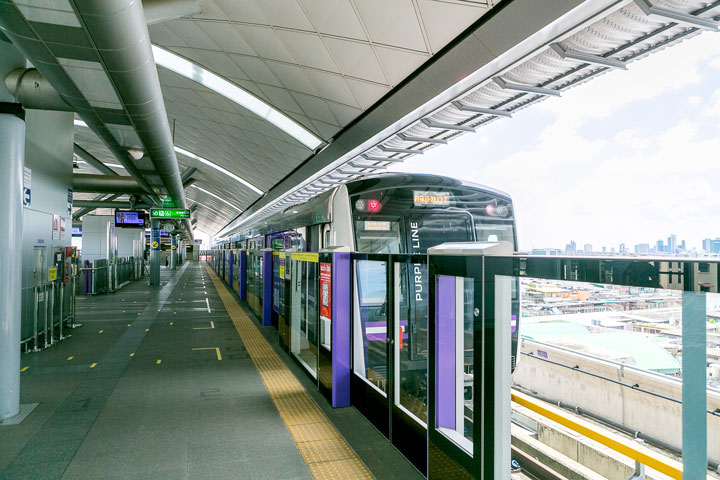郊外へ移動する際に便利! MRT - ワイズデジタル【タイで生活する人のための情報サイト】