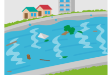 7日から10日かけ、バンコクでもチャオプラヤー川の水位上昇に注意