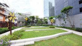 MRTサムヤーン駅近くに新しい公園 - ワイズデジタル【タイで生活する人のための情報サイト】
