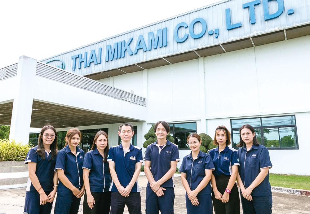 THAI MIKAMI CO., LTD. - ワイズデジタル【タイで生活する人のための情報サイト】