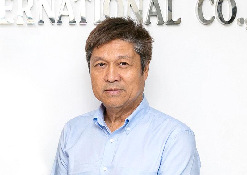 คุณวิชาญ อรุณมานะกุล, GM. - AMANO THAI INTERNATIONAL CO., LTD.