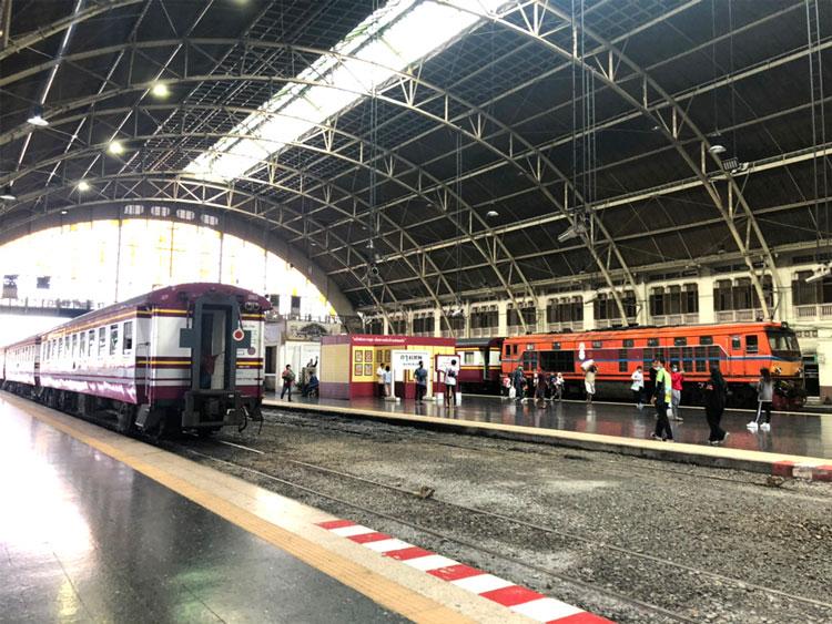 バンコクを起点に全国を走る! タイ国鉄(SRT) - ワイズデジタル【タイで生活する人のための情報サイト】