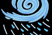 9日から13日にかけ、モンスーンの通過に伴いバンコクでも大雨の可能性