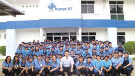 KYOWA NT (THAILAND) CO., LTD. - ワイズデジタル【タイで生活する人のための情報サイト】